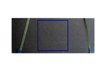 Plaat op maat van Belgisch hardsteen marmer op maat voor woonkamer of entree 100x100 cm