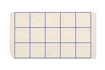 Fliesen 50x50 cm aus Bianco Perlino Marmor nach Mass für Badezimmer