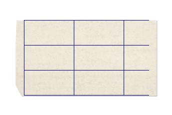 Fliesen 100x50 cm aus Bianco Perlino Marmor nach Mass für Badezimmer
